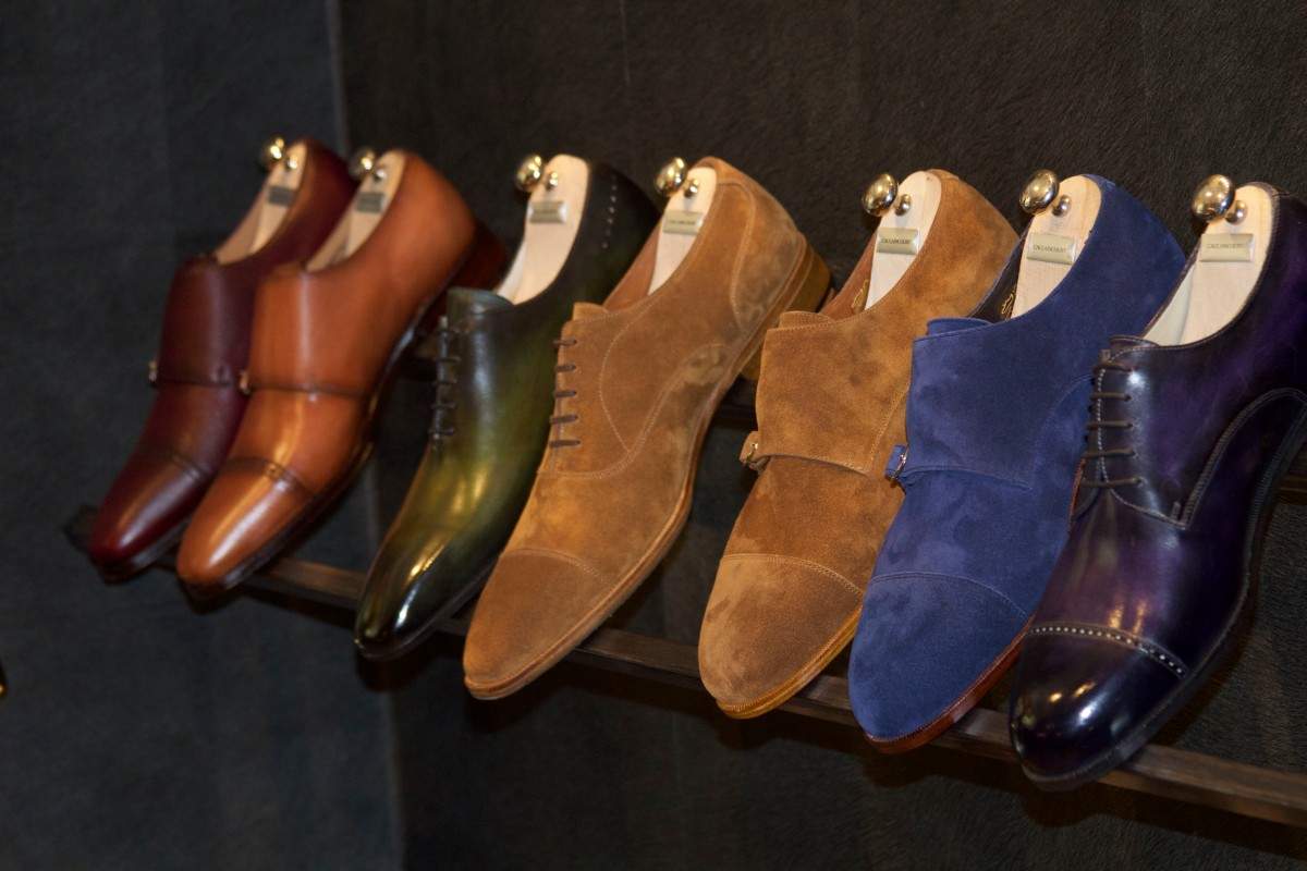 Caulaincourt part I: When shoes are pure passion