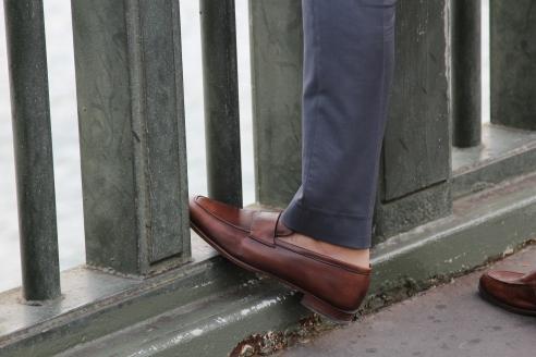 Loafers by Caulaincourt Paris