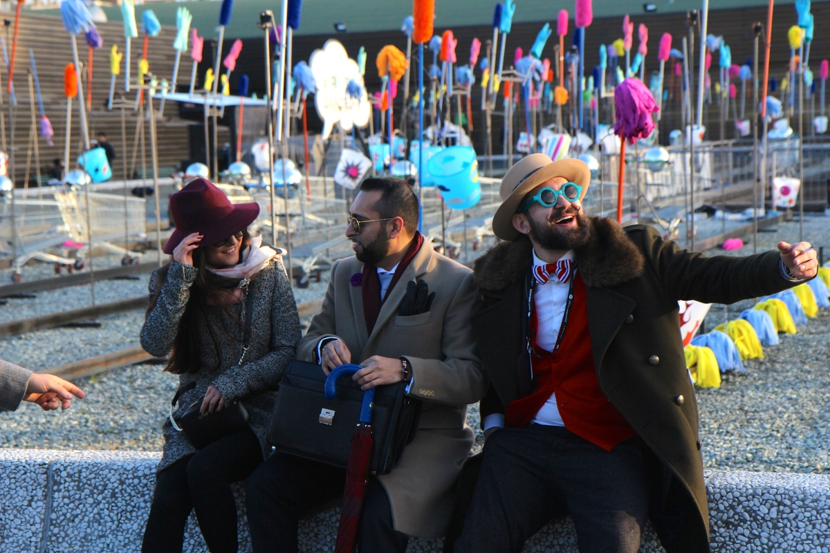 Pitti Uomo 91: First day review!